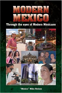 Modern Mexico history book