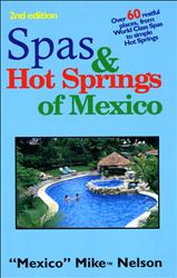 Hot Springs of Mexico book