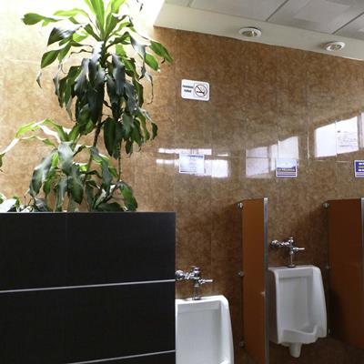 Pemex Bathrooms Cleaner Than You Think